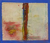 Crossings: Catfscecauseway - Frank Bowling RA 2011