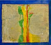 Crossings: Eygptian  - Frank Bowling RA 2010