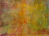 Lemongrass Blackpepper Bush - Frank Bowling RA 2011